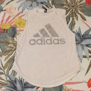 Adidas LARGE workout tank - winners muscle tank